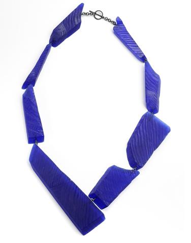 Yoko Shimizu, necklace, resin