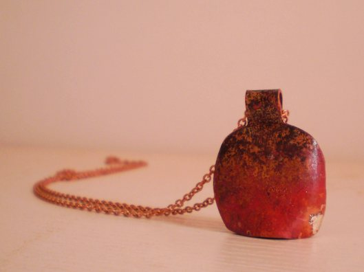 Poly Nikolopoulou - 2013 Charm. Necklace. Photo courtesy of the artist