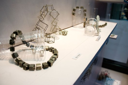 Nur Terün - Necklaces and bracelets. Photo by Eleni Roumpou