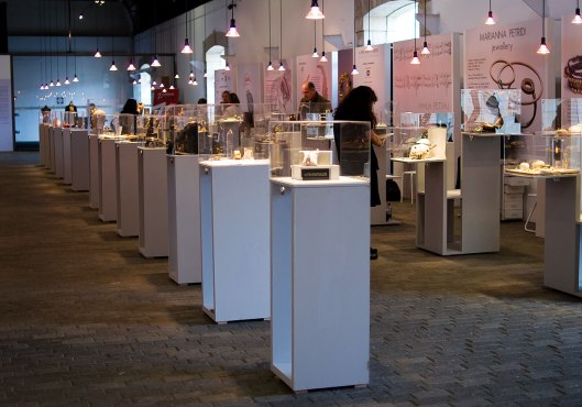 A Jewel Made in Greece Exhibition. Photo by Eleni Roumpou