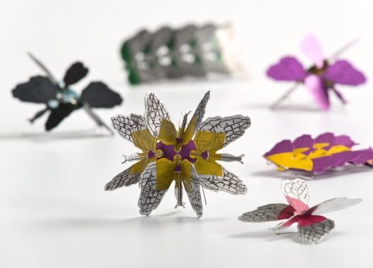 Mei-Fang Chiang - Brooches. Photo courtesy of the artist.