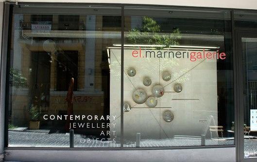 Microcosmoi Exhibition (2014) at Eleni Marneri Gallery. Photo by Contemporarty.com
