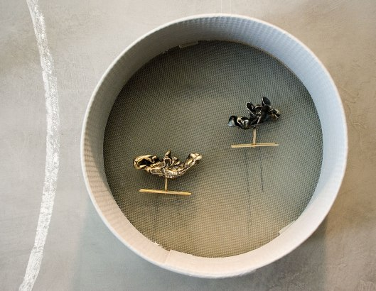 Myrto Prokopiou - Rings (2014). Photo by Contemporarty.com