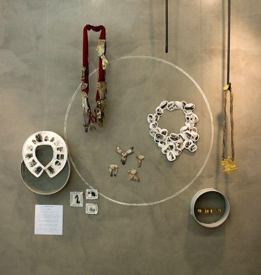 Pieces by Maro Vasiliadou. Photo by Contemporarty.com