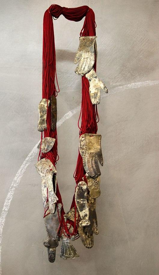 Maro Vasiliadou - Necklace (2014). Photo by Contemporarty.com